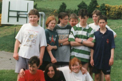 Sports Day 1995/96