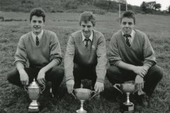 Tarbert Comprehensive - A History of Sport