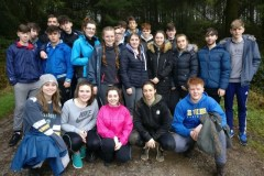 TY's Travel to Kilfinane Outdoor Education Centre