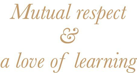 Mutual Respect Graphic