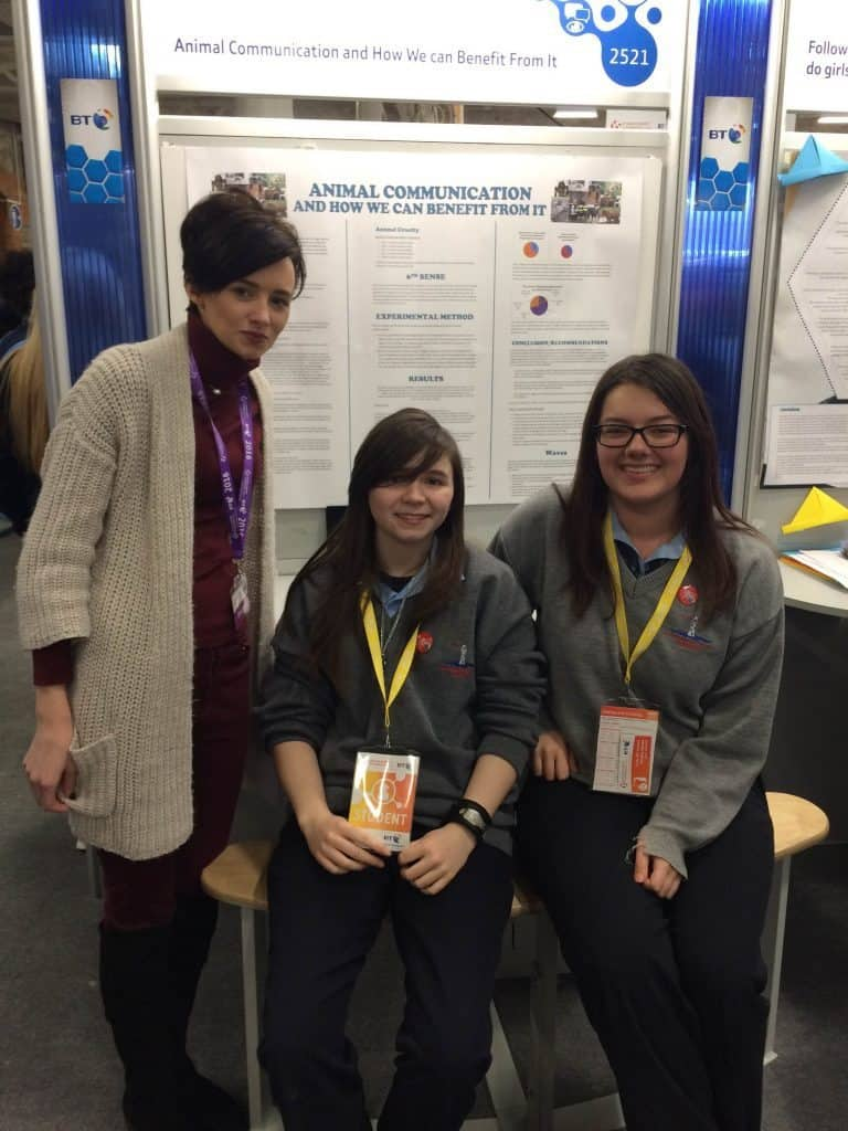 BT Young Scientist