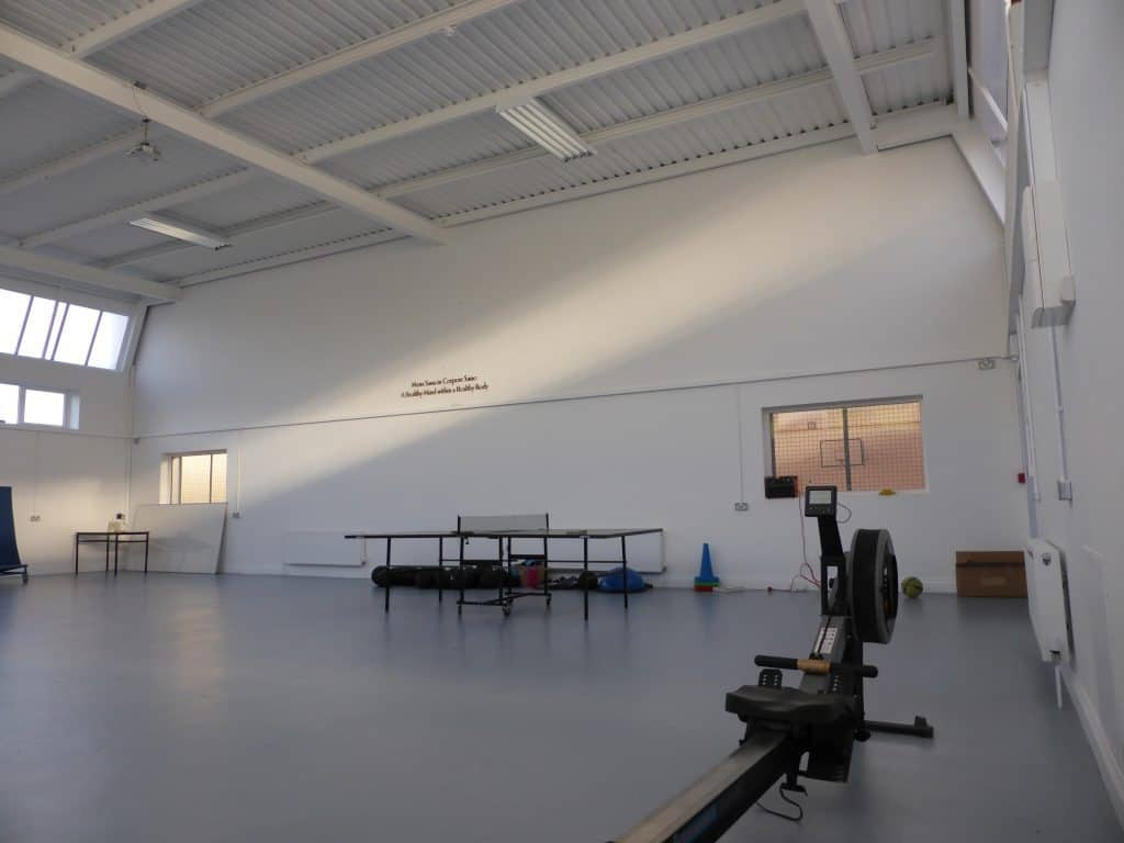 Fitness Suite Interior