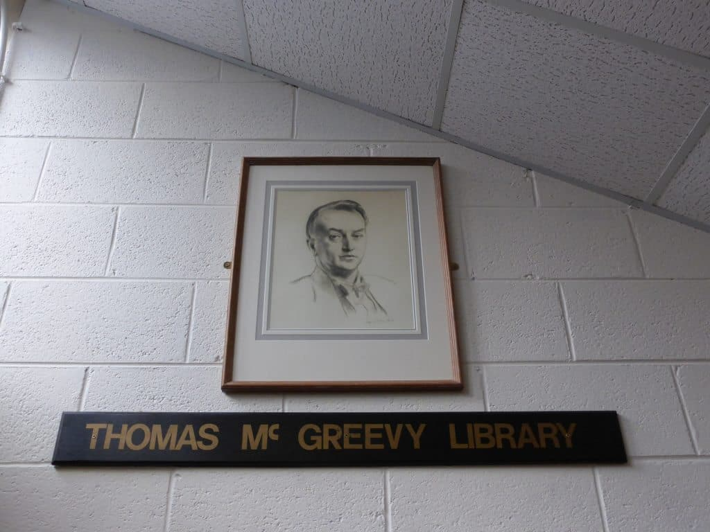 Thomas McGreevy