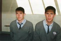 Athletics- Raymond Ward, Brendan Mulvihill